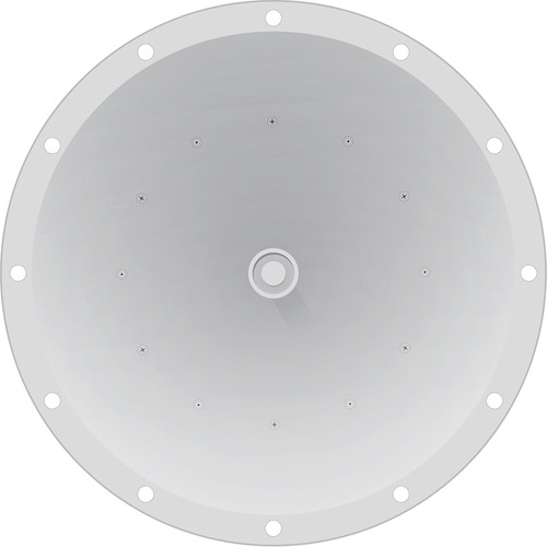 Ubiquiti Networks 10 GHz Carrier Class airMAX Point-to-Point Bridge with Dish Antenna