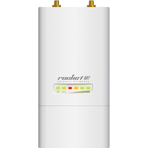Ubiquiti Networks RocketM2 2.4 GHz 2x2 MIMO airMAX BaseStation