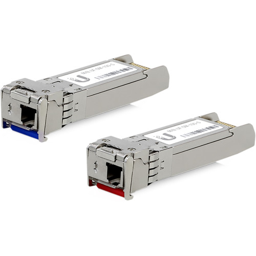 Ubiquiti Networks UF-SM-10G-S SFP+ Single-Mode Fiber Module (2-Pack)