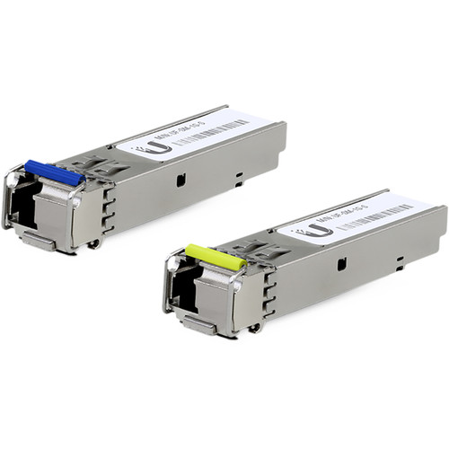 Ubiquiti Networks Single-Mode 1310/1550 Fiber Module with LC Connector