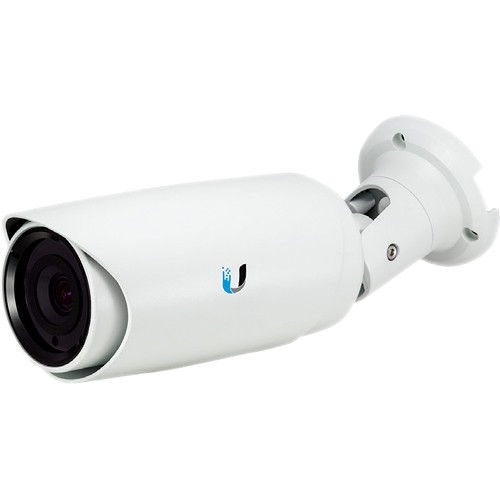 Ubiquiti Networks UVC-Pro 1080p Indoor/Outdoor IP Bullet Camera with 3-9mm Lens