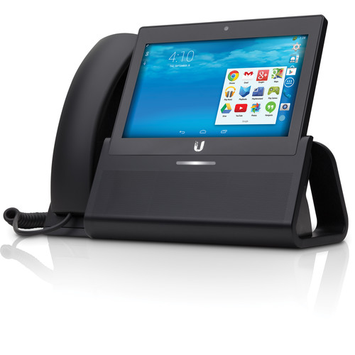 "Ubiquiti Networks UniFi Enterprise VoIP Phone with 7"" Touchscreen"