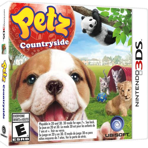 Ubisoft Petz Countryside (Nintendo 3DS)