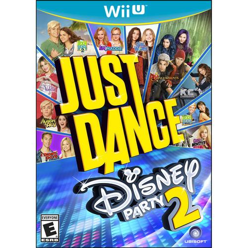 Ubisoft Just Dance: Disney Party 2 (Wii U)