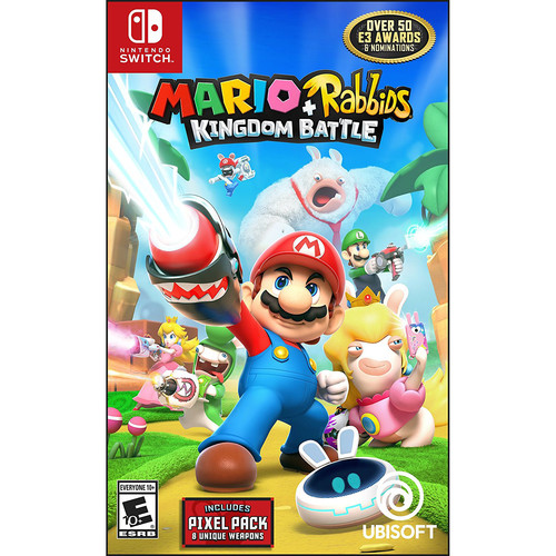 Ubisoft Mario + Rabbids Kingdom Battle (Nintendo Switch)