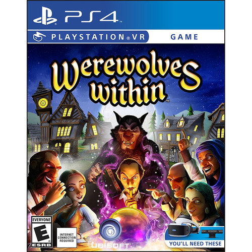 Ubisoft Werewolves Within for PlayStation VR