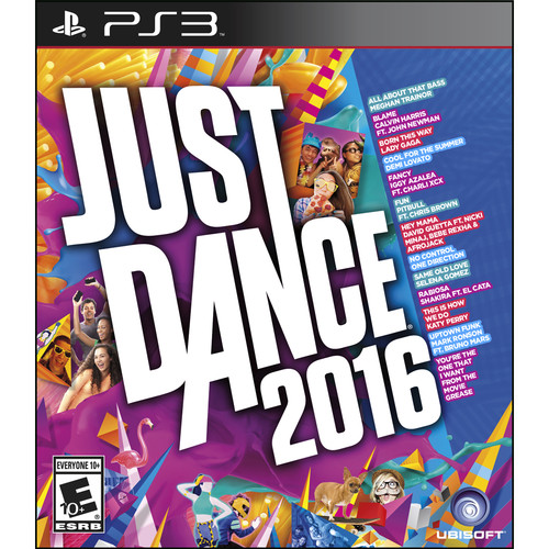 Ubisoft Just Dance 2016 (PS3)