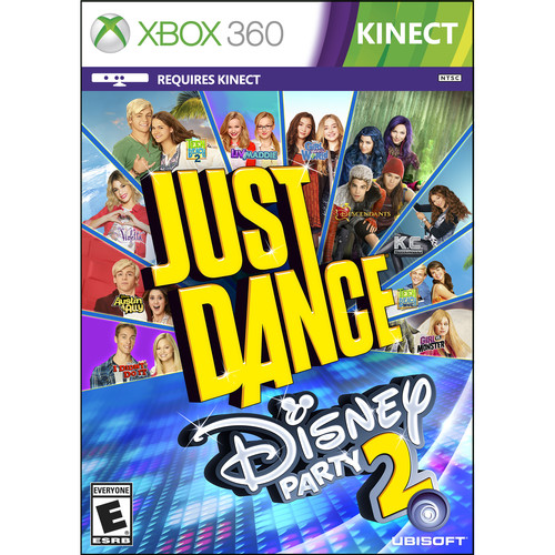 Ubisoft Just Dance: Disney Party 2 (Xbox 360)
