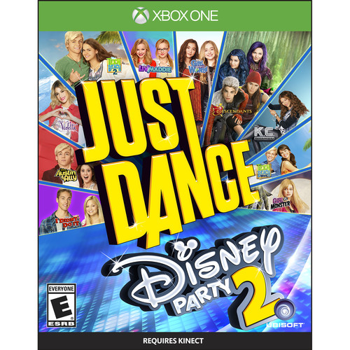 Ubisoft Just Dance: Disney Party 2 (Xbox One)