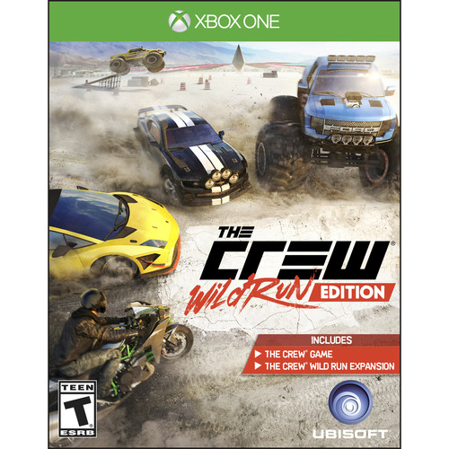 Ubisoft The Crew Wild Run Edition (Xbox One)