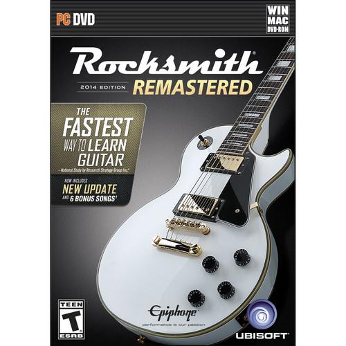 Ubisoft Rocksmith 2014 Edition - Remastered (PC)