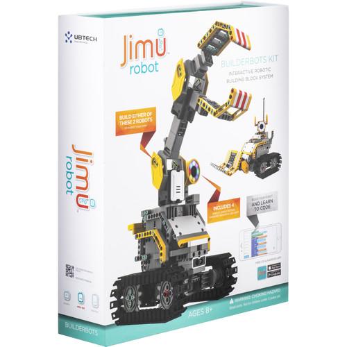 UBTECH Robotics JIMU Robot Builderbots Kit