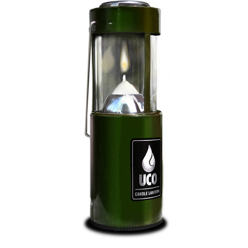 UCO Original Candle Lantern (Anodized Green)