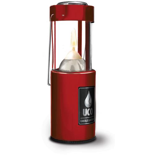 UCO Original Candle Lantern (Red)