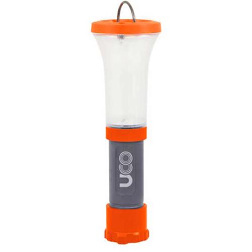 UCO Clarus LED Lantern + Flashlight (Orange)