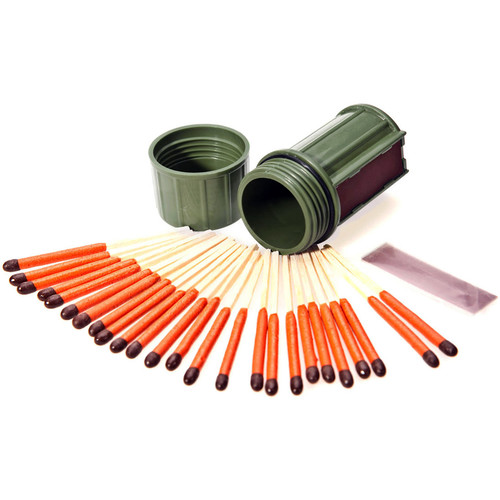 UCO Stormproof Match Kit (Green)