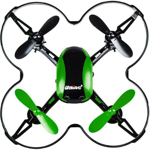 UDI RC U839 Nano Quadcopter (Green)