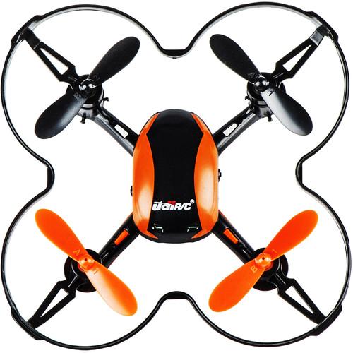 UDI RC U839 Nano Quadcopter (Orange)