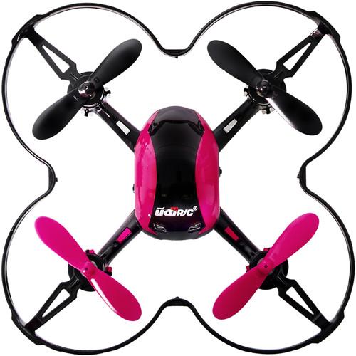 UDI RC U839 Nano Quadcopter (Pink)