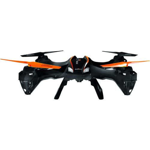 UDI RC U842 FALCON Quadcopter with HD Camera (Black)
