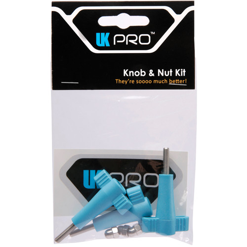 Underwater Kinetics Knob and Nut Kit for GoPro