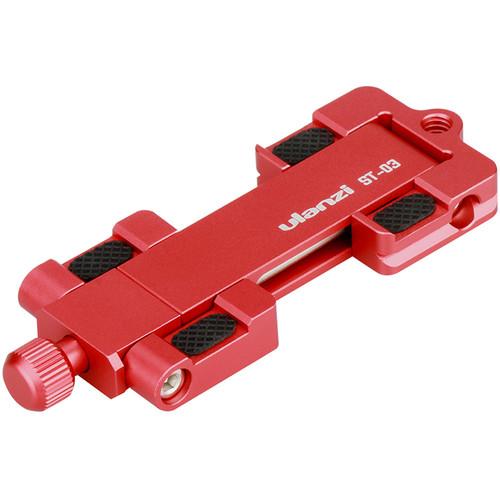 Ulanzi ST-03 Folding Smartphone Tripod Mount (Red)
