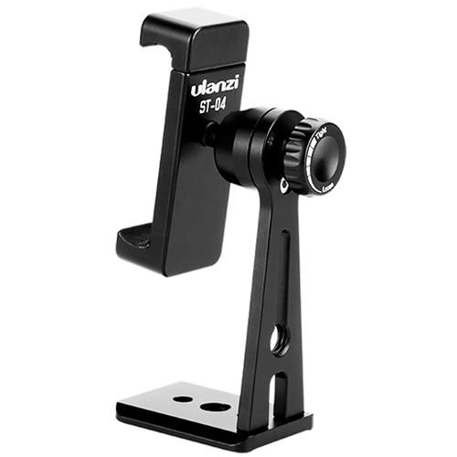 Ulanzi ST-04 360° Smartphone Tripod Mount (Black)