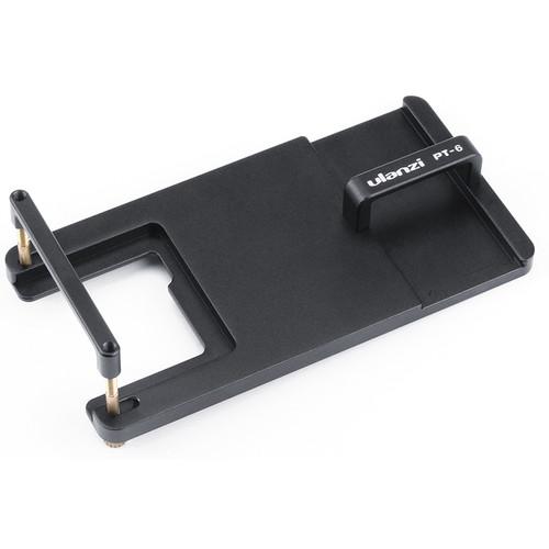 Ulanzi PT-6 Gimbal Mic Adapter Plate for GoPro HERO7/6/5