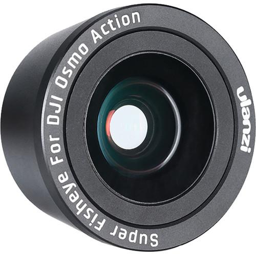 Ulanzi 35mm Fisheye Lens For DJI Osmo Action