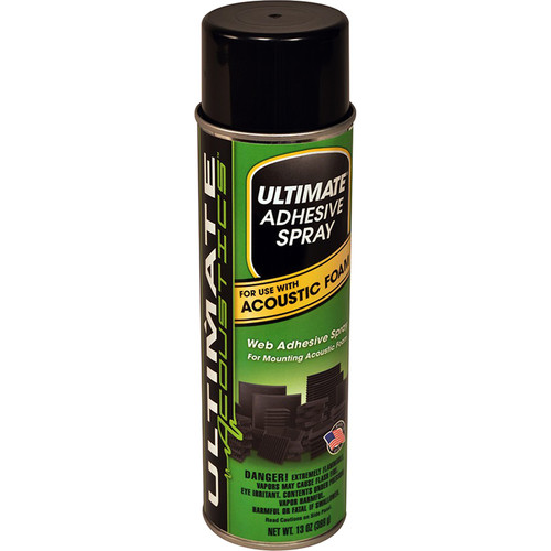 Ultimate Acoustics UA-AS1 Acoustic Adhesive Spray