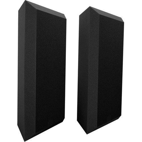 Ultimate Acoustics UA-BTBVG Acoustic Bass Traps with Vinyl (Pair, Standard Box)