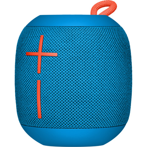 Ultimate Ears Wonderboom Portable Mini Bluetooth Speaker (Blue)