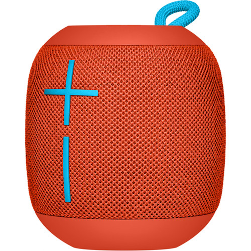 Ultimate Ears WONDERBOOM Portable Bluetooth Speaker (Fireball)