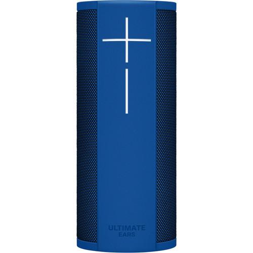 Ultimate Ears MEGABLAST Portable Bluetooth Speaker (Bluesteel)