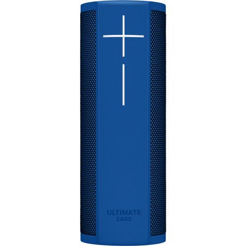 Ultimate Ears Blast Portable Wireless Speaker with Amazon Alexa (Bluesteel)