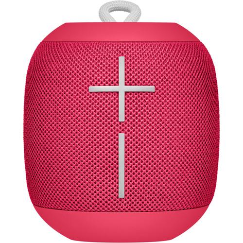 Ultimate Ears WONDERBOOM Freestyle Portable Mini Bluetooth Speaker (Raspberry)