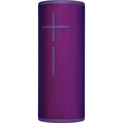Ultimate Ears BOOM 3 Portable Wireless Bluetooth Speaker (Ultraviolet Purple)