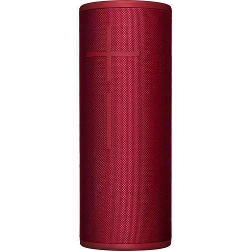 Ultimate Ears MEGABOOM 3 Portable Bluetooth Speaker (Sunset Red)