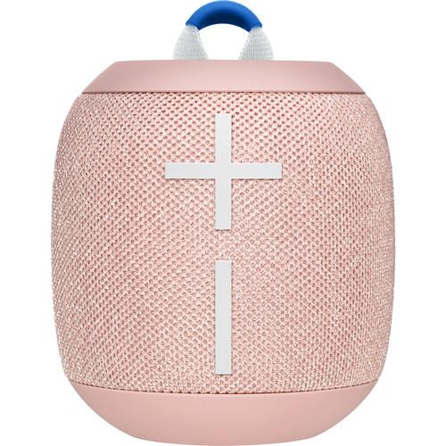 Ultimate Ears WONDERBOOM 2 Portable Bluetooth Speaker (Just Peach)