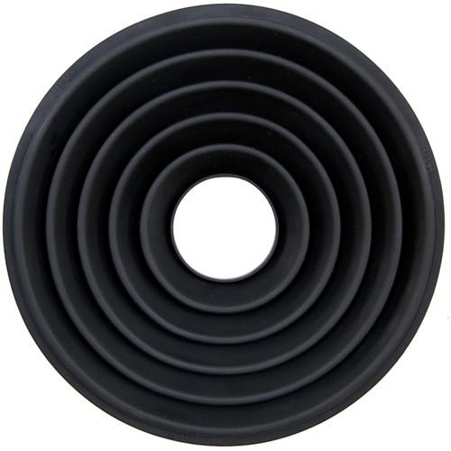 Ultimate Lens Hood Silicone Lens Hood (Black)