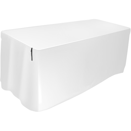 Ultimate Support 5' Table Cover (White)