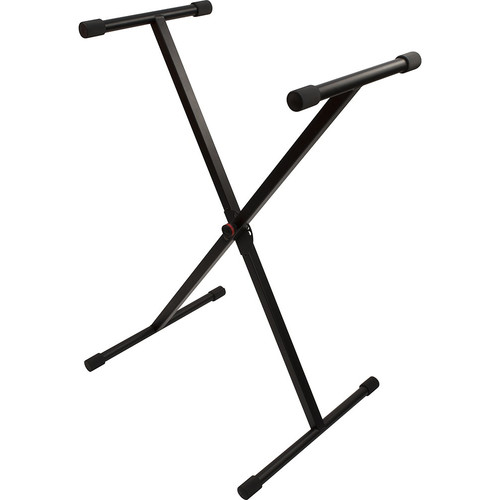 Ultimate Support JamStands 500C X-Style Keyboard Stand with Colored Accent Bands