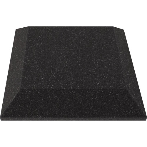"""Ultimate Support UA-WPB-12 Bevel-Style Absorption Panel 2 x 12 x 12"""" (24-Pack, Charcoal)"""