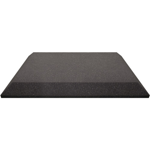 "Ultimate Support Bevel Absorption Panel, 24x24x2"" (Charcoal) 12-Pack"