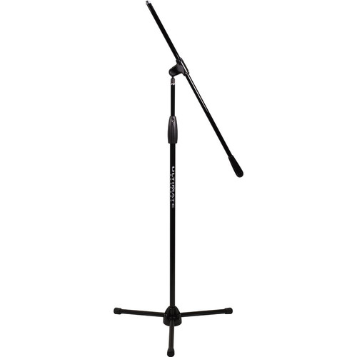 Ultimate Support Pro-X-T-F Pro Series Extreme Microphone Stand with Fixed Mic Boom (Black)