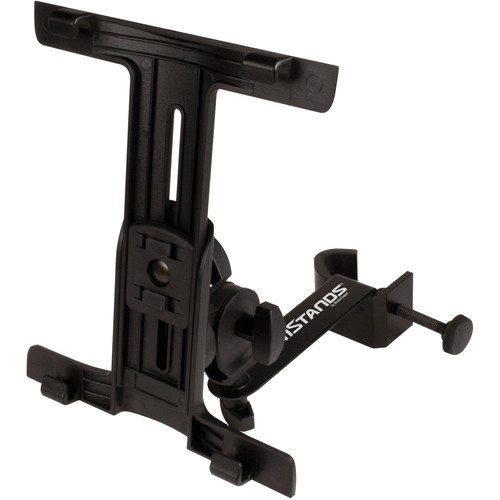 Ultimate Support JS-MNT101 - Universal Microphone Stand Holder For Tablet Computers