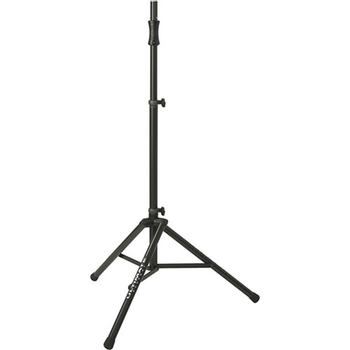 Ultimate Support TS-100B Speaker Stand Kit with 2x Air-Assist Speaker Stands (Black)