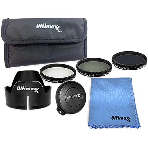 Ultimaxx 7-Piece Filter Kit for DJI Inspire 1 & OSMO