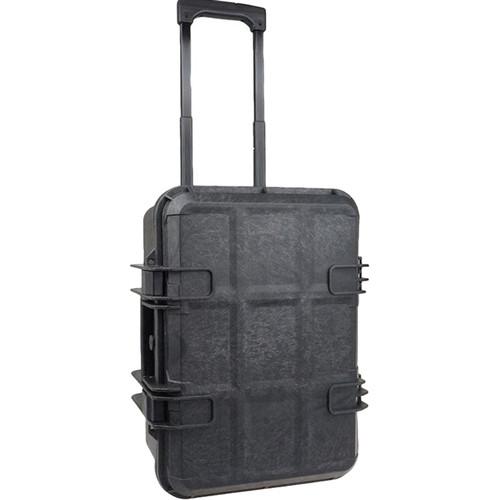 Ultimaxx Ultimate Series Hard-Shell Waterproof Rolling Case for DJI Phantom 3/4