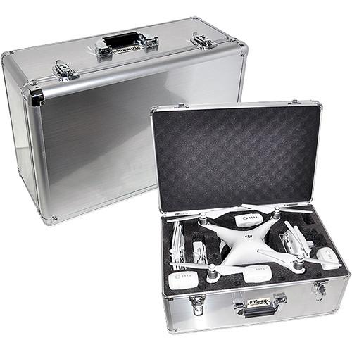 Ultimaxx Aluminum Hardcase for Phantom 4